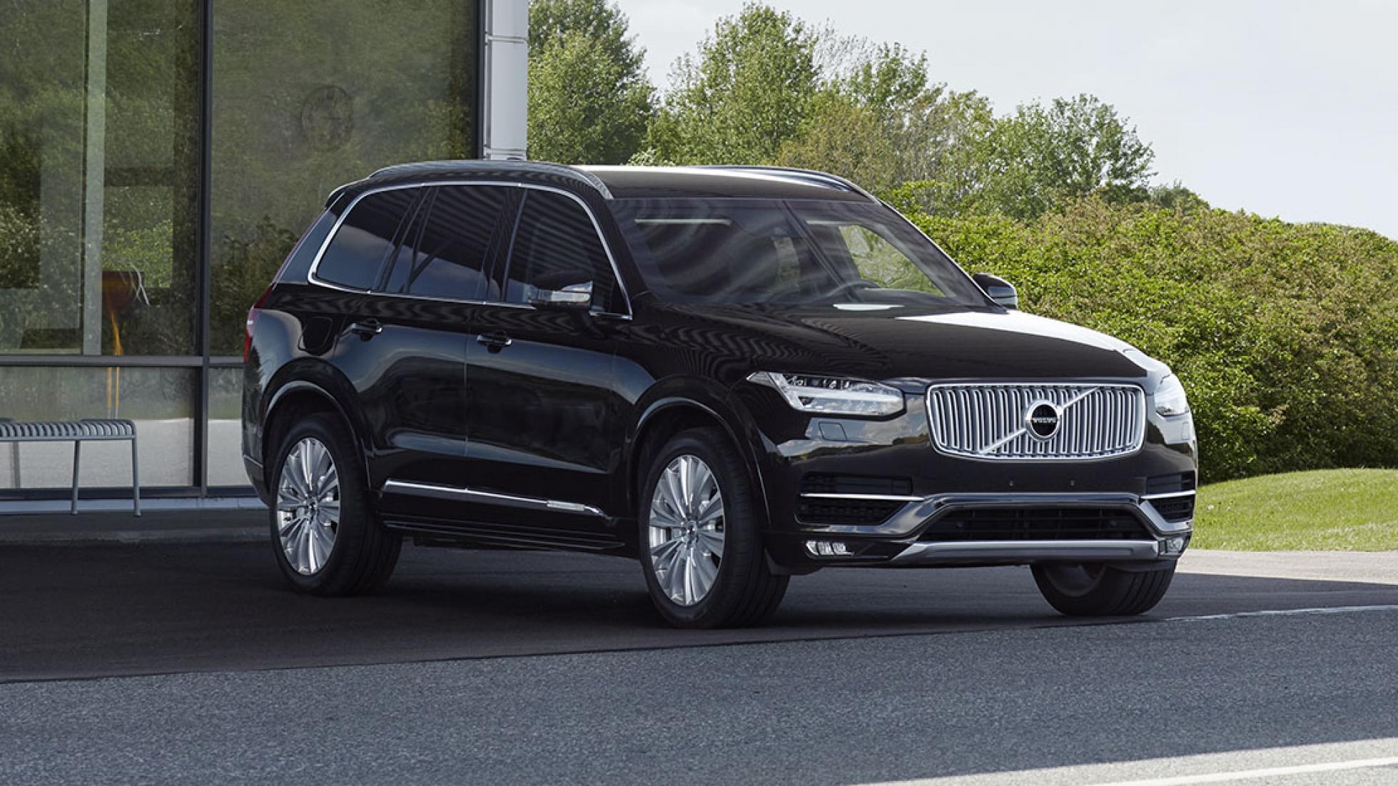 Upoznajte blindirani Volvo XC90! (GALERIJA)