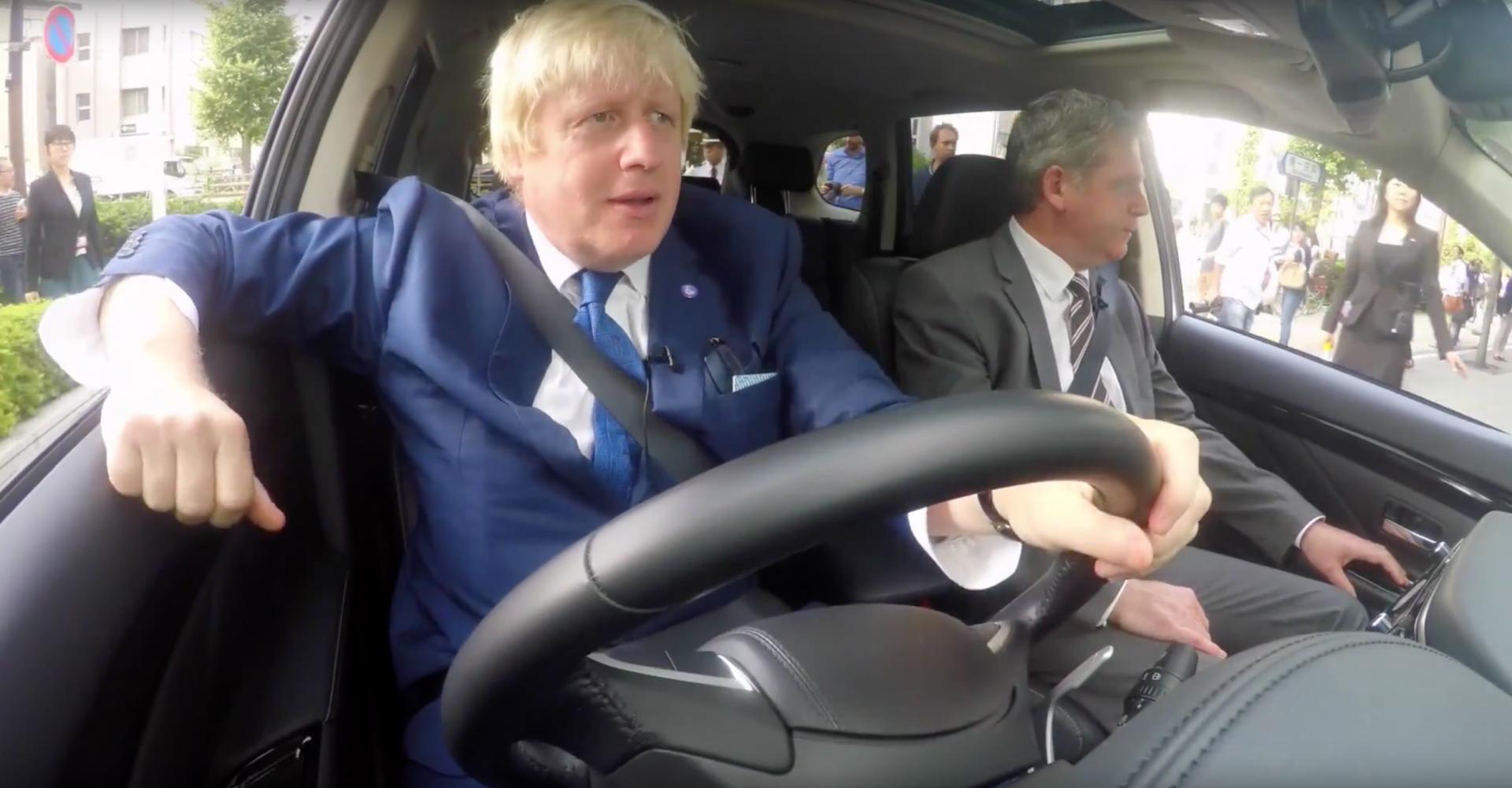 Boris Džonson uneo paniku u britansku automobilsku industriju