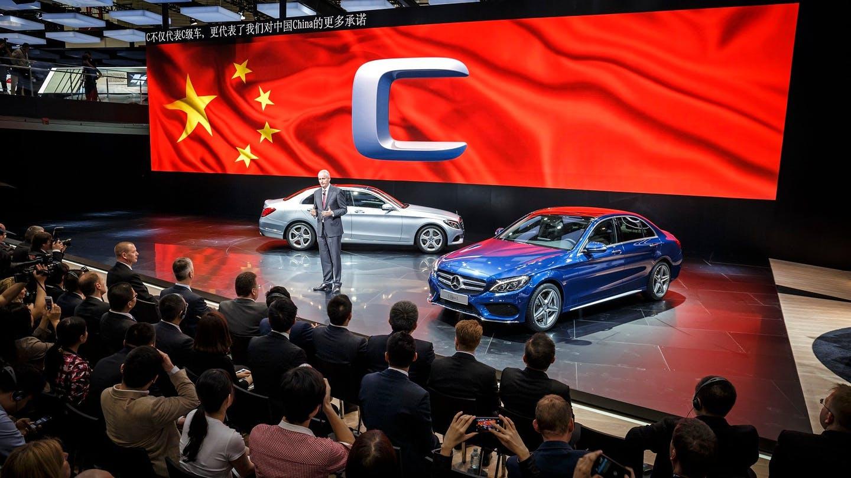 Kineski BAIC otkupio udeo od pet odsto u Daimleru