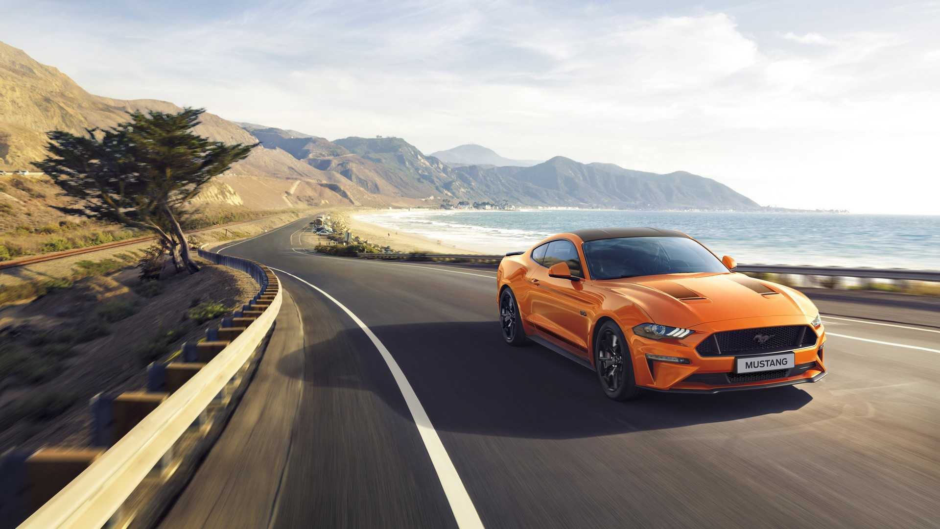 Ford Mustang55 Special Edition stiže u Evropu s Coyote V8