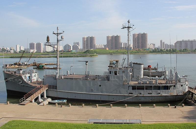 Zanimljivost dana: Jedini aktivni američki vojni brod u rukama neprijatelja – USS Pueblo
