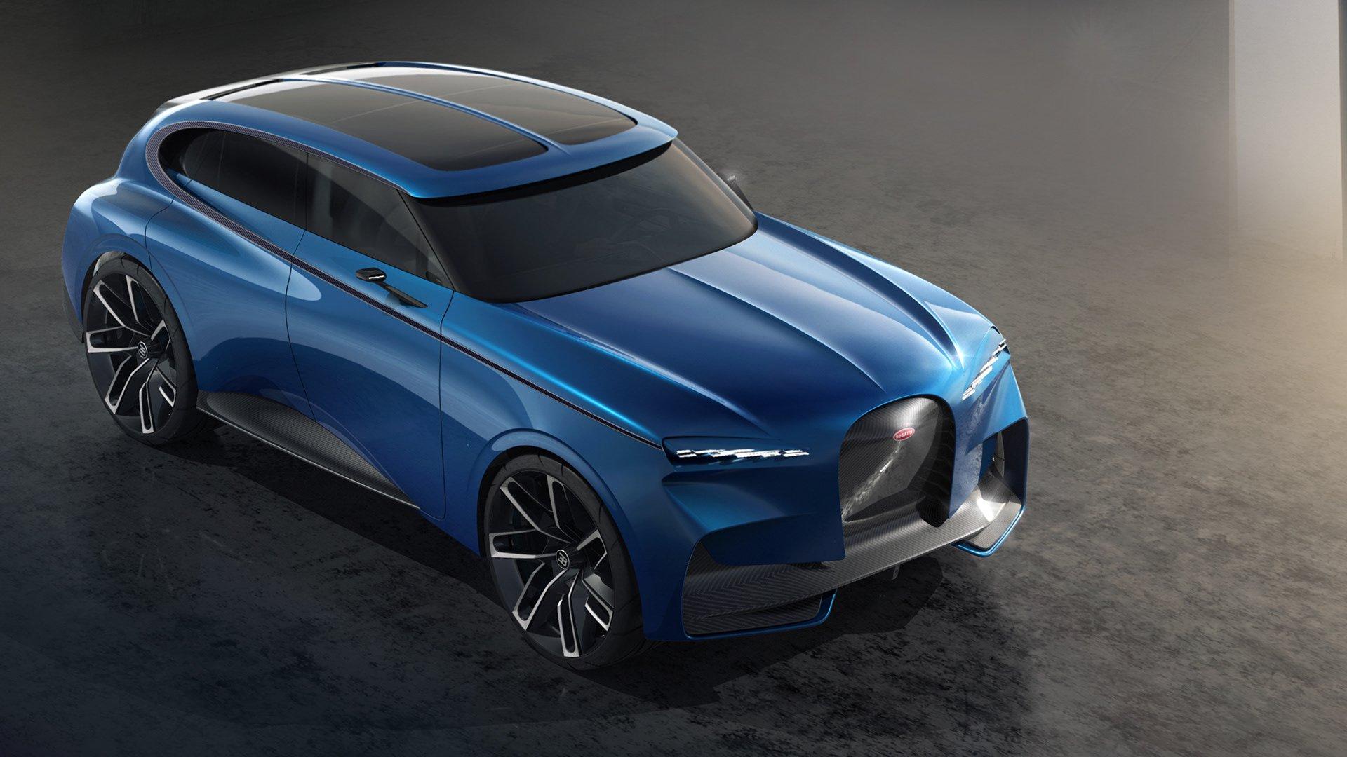 """Bugatti Spartacus je svakako """"izmislio"""" lepotu za Rolls-Royce Culinnan (GALERIJA)"""