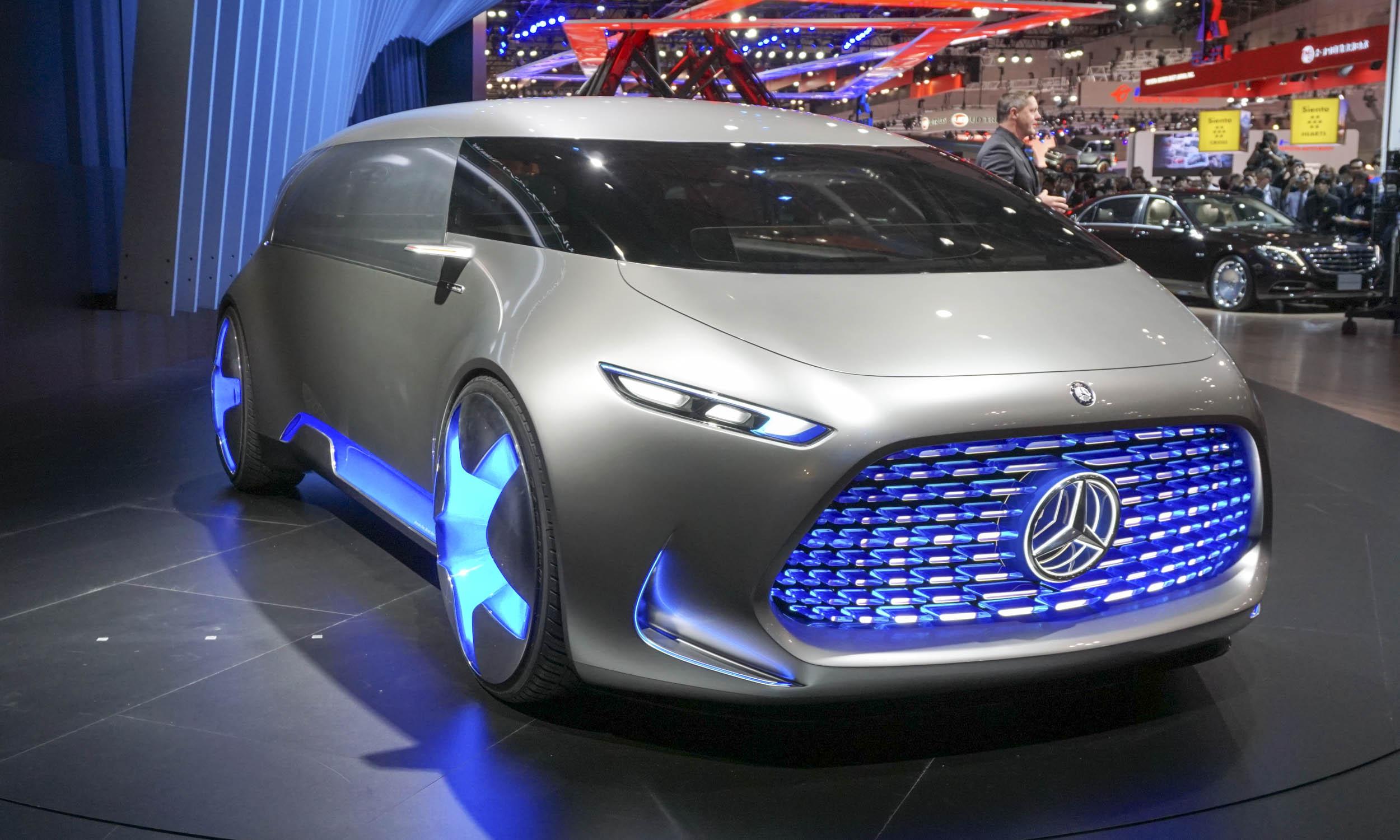 Mercedes-Benz bez konkurencije u vidu BMW-a i Audija u Tokiju