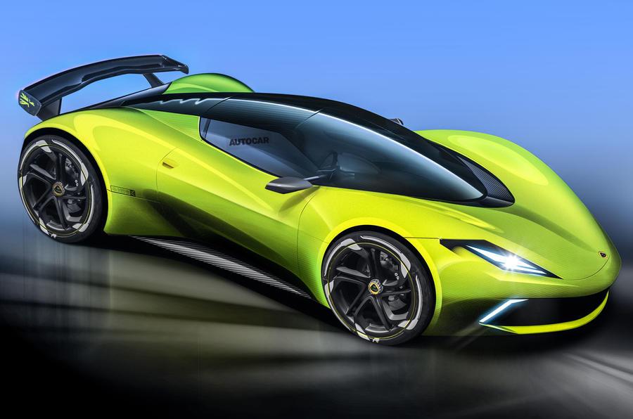"""Lotusov hiperautomobil nosi naziv """"Evija"""" (VIDEO)"""