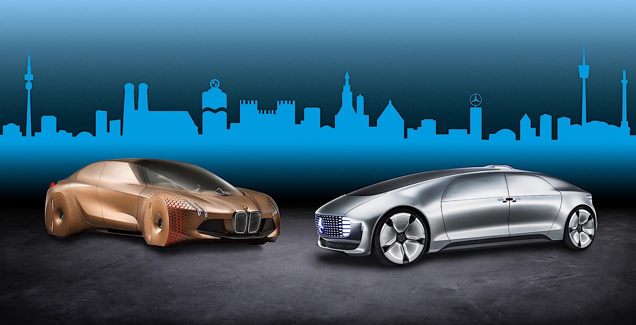 Daimler i BMW potpisali ugovor o saradnji u oblasti autonomnih vozila