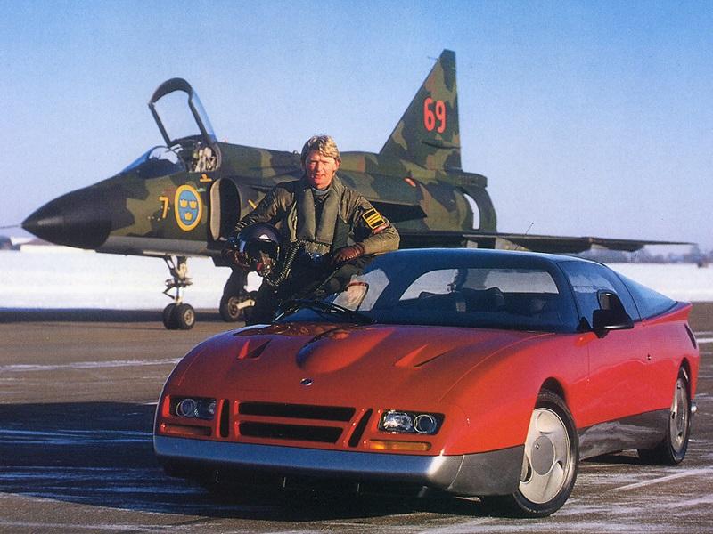 Zanimljivost dana: Zaboravljeni sportski prototip Saab EV-1