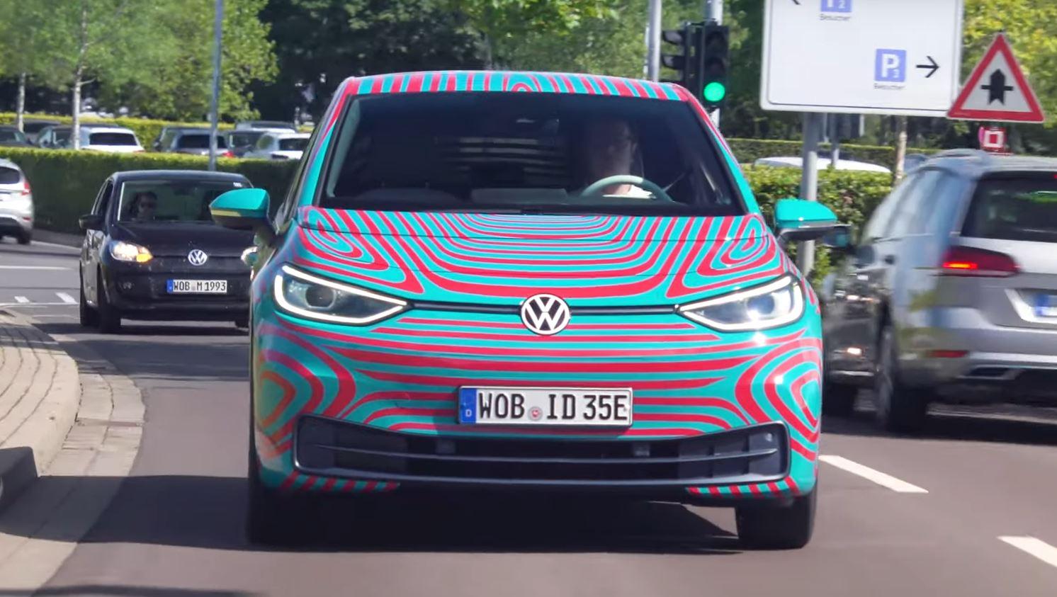 Šta može da nam kaže test vožnja prototipa VW ID.3? (VIDEO)
