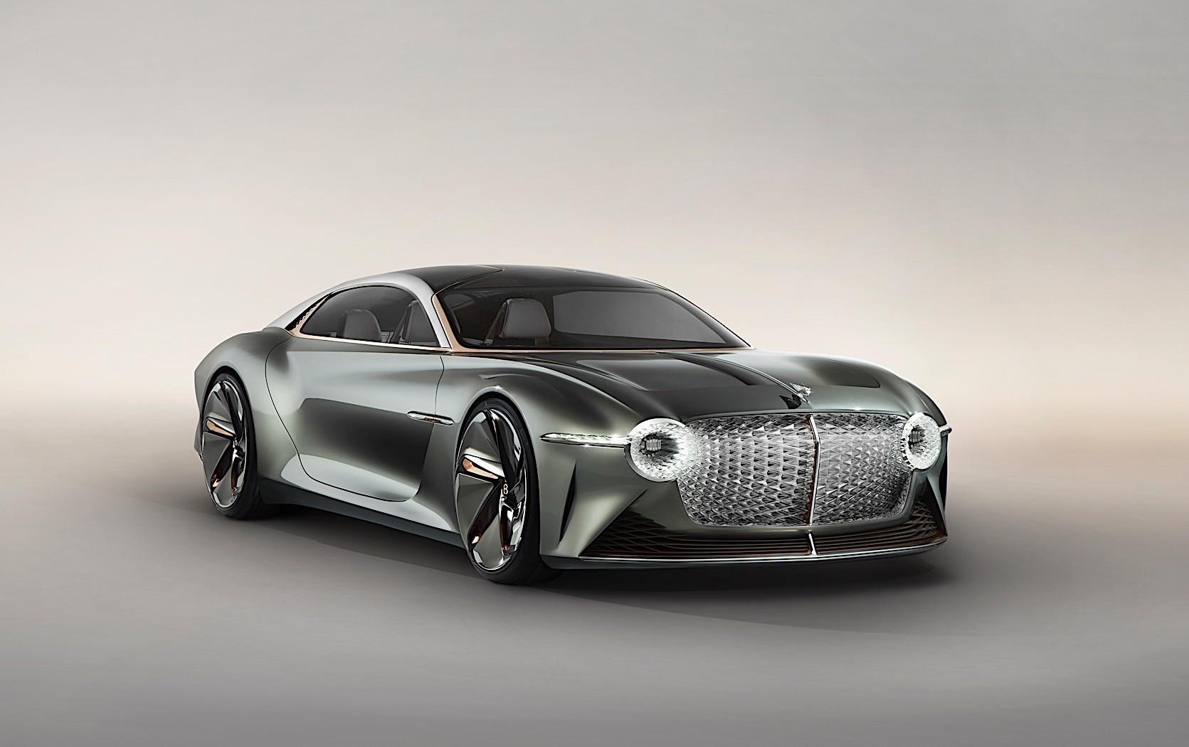 Bentleyjeva demonstracija luksuza i moći budućnosti (GALERIJA)