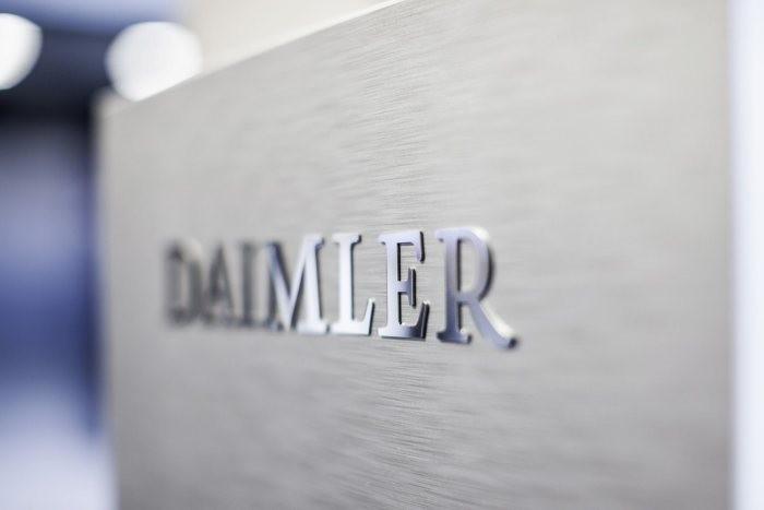 Daimler ponovo upozorio na pad profita!
