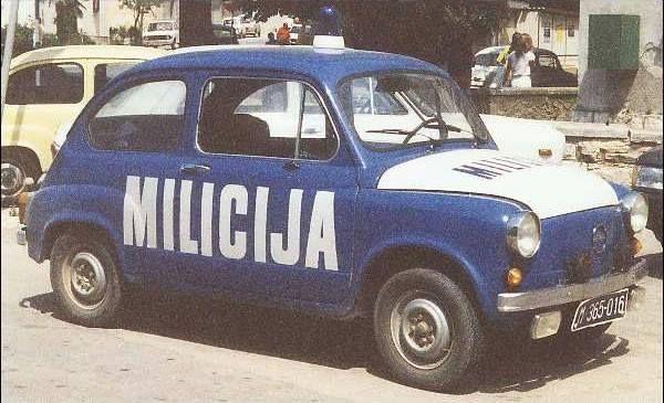 Najbolji (i najgori) policijski automobili