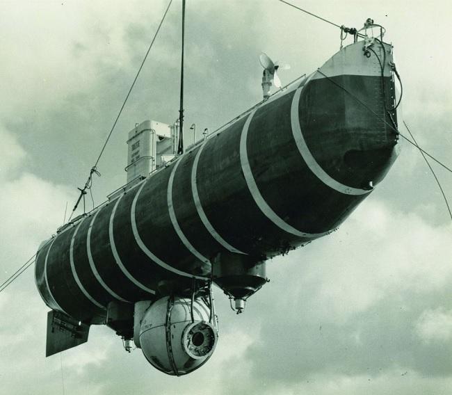Zanimljivost dana: Prva podmornica koja je dostigla najveću dubinu – Bathyscaphe Trieste