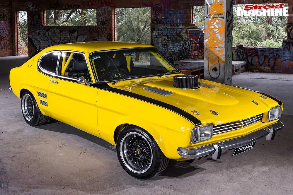 Zanimljivost dana: Legenda iz Južne Afrike – Ford Capri Perana