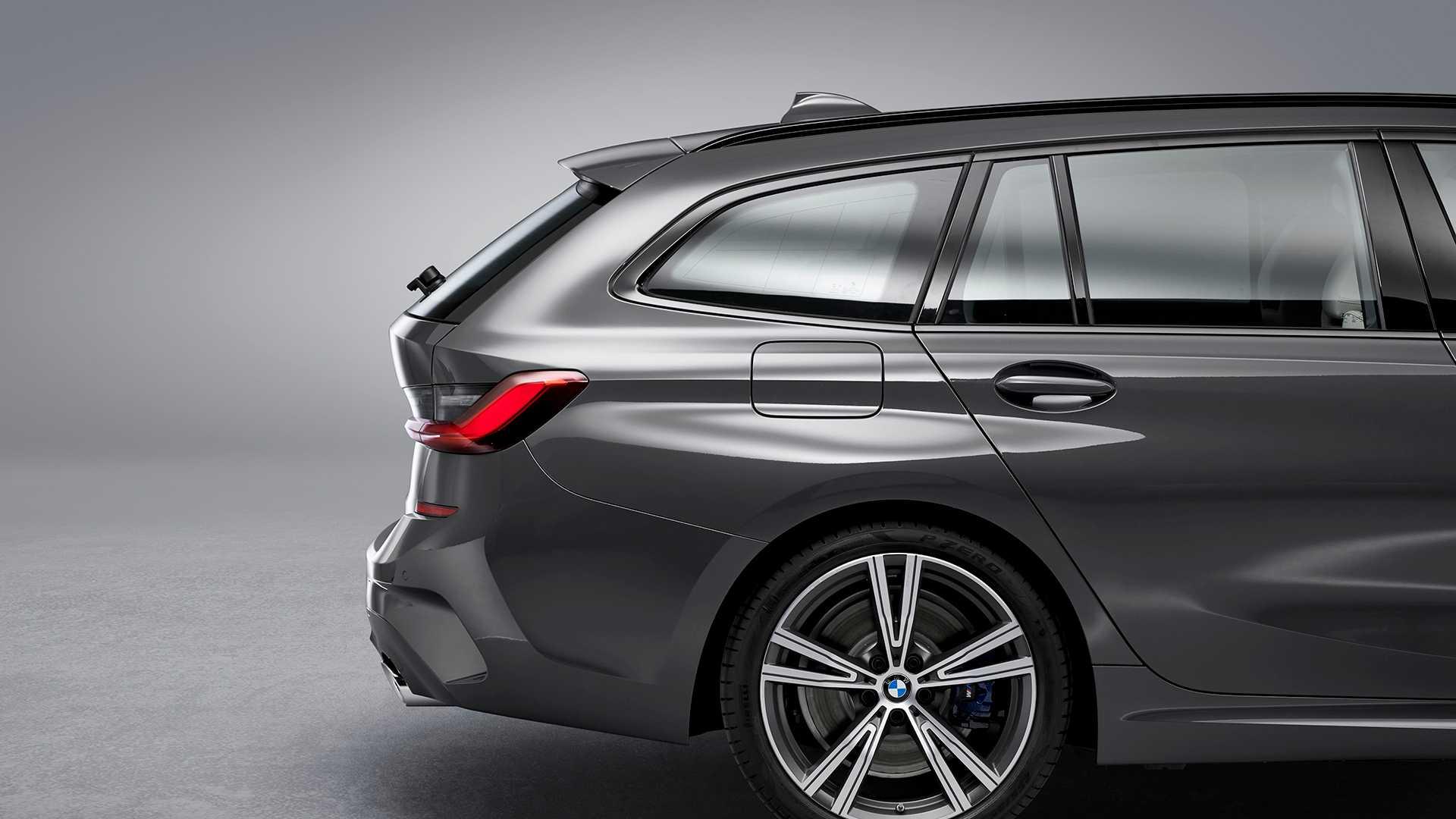 BMW kaže da mali broj vlasnika njegovih karavana zna za ovu opciju