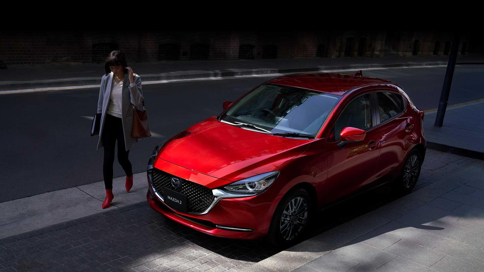 "Restilizovana Mazda2 poput mini ""trojke"" (GALERIJA)"