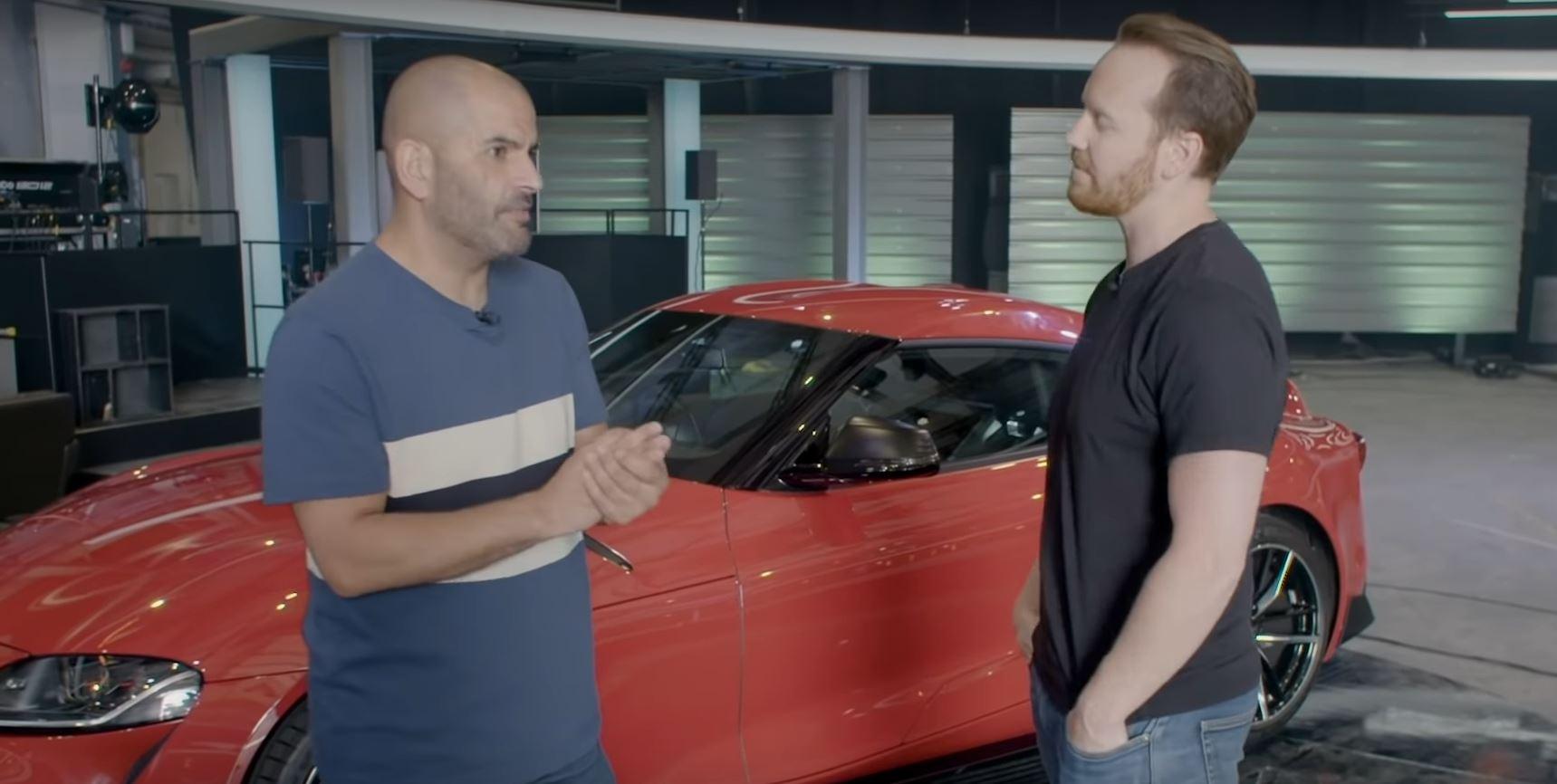 Kris Heris kaže da je Supra više BMW nego Toyota (VIDEO)