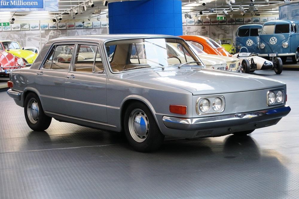 "Zanimljivost dana: Prvi pokušaj Volkswagena u ""premijum klasi"" – EA128 koncept"
