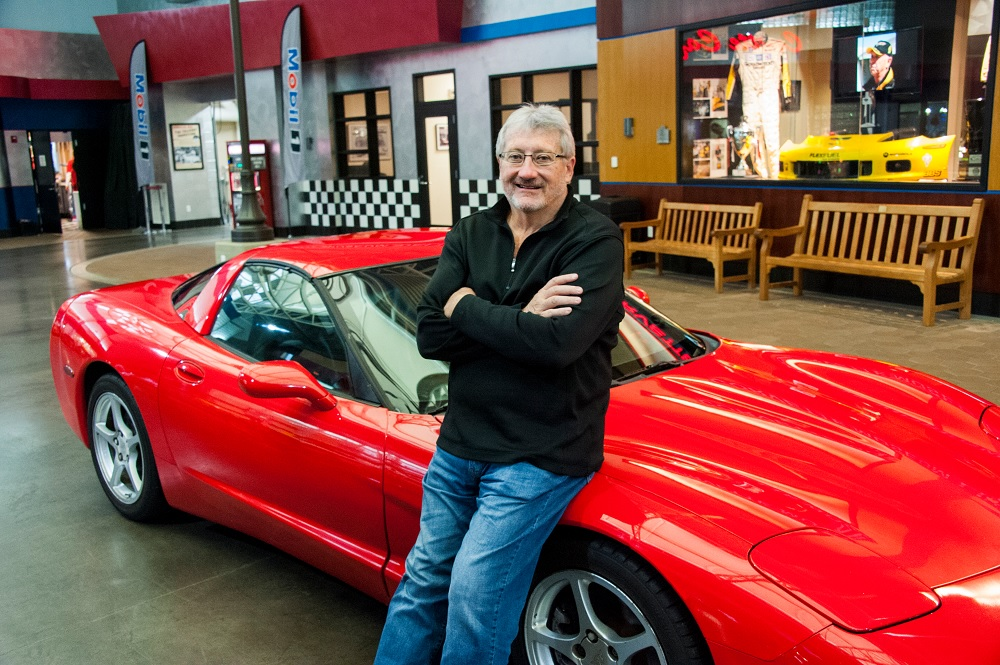 Zanimljivost dana: Chevrolet Corvette sa preko 1,2 miliona km na satu