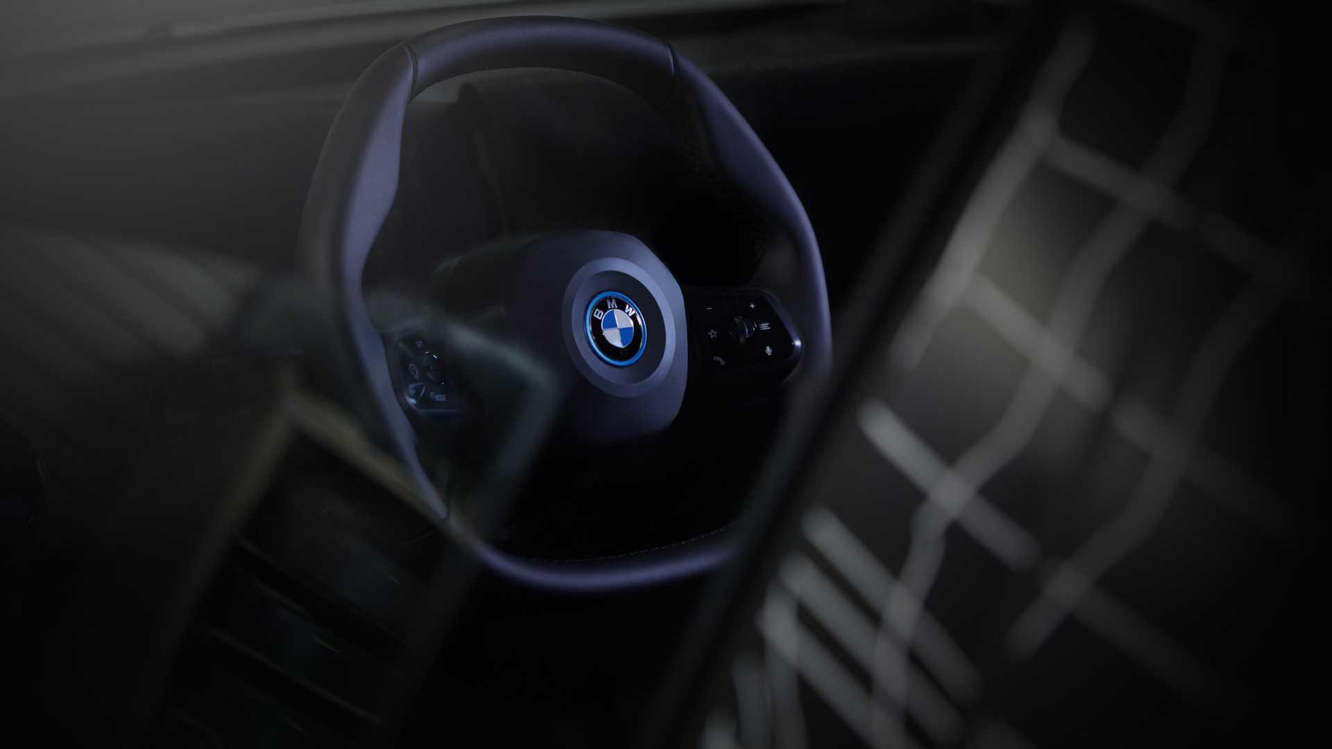 BMW iNEXT neće imati okrugao volan