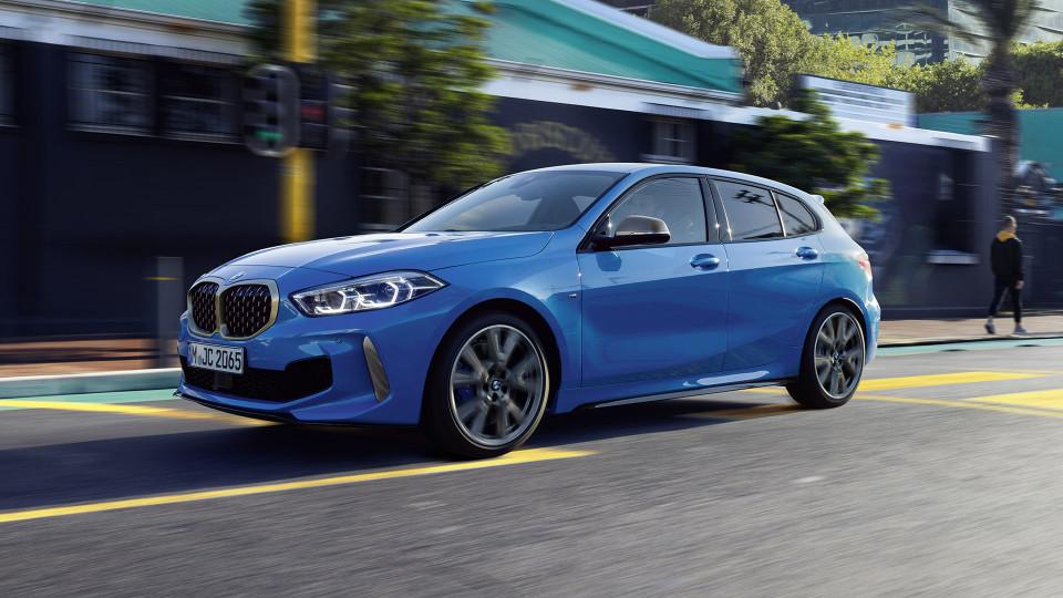 BMW: Minimalne su razlike između prednjeg i zadnjeg pogona