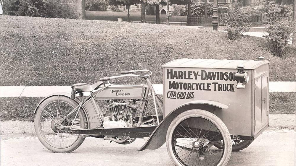 Zanimljivost dana: Kako je Harley Davidson osnovao komercijalni program