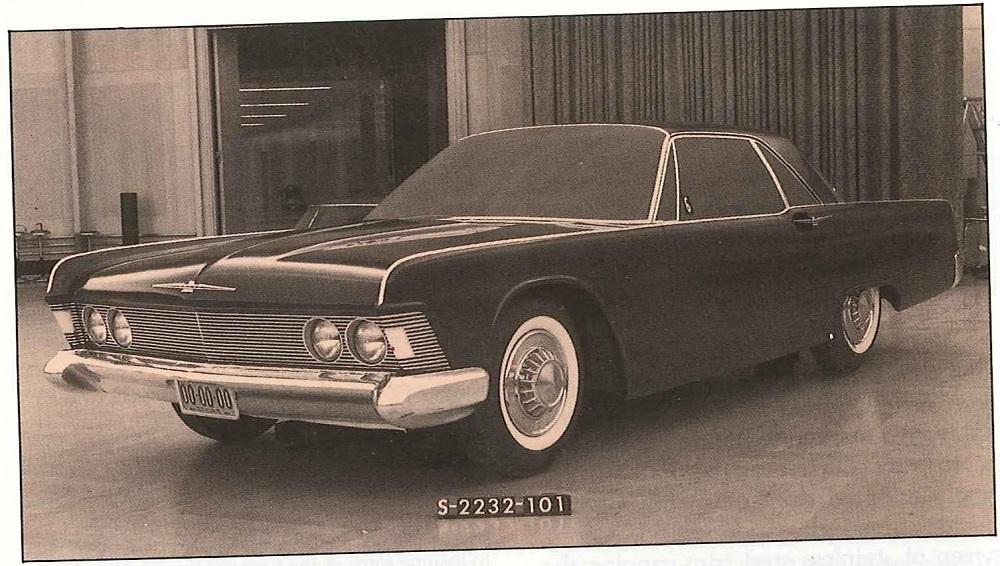 Zanimljivost dana: Kako je prototip model Ford Thunderbird spasio marku Lincoln?