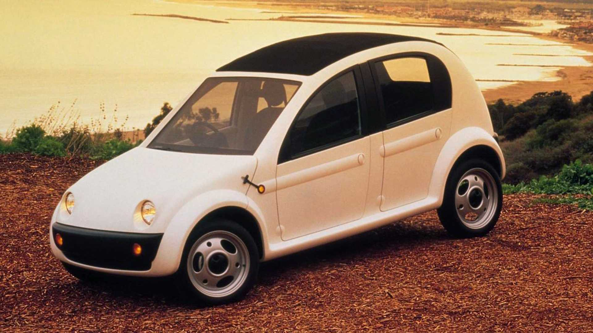Koncept koji smo zaboravili – Chrysler CCV iz 1997. godine