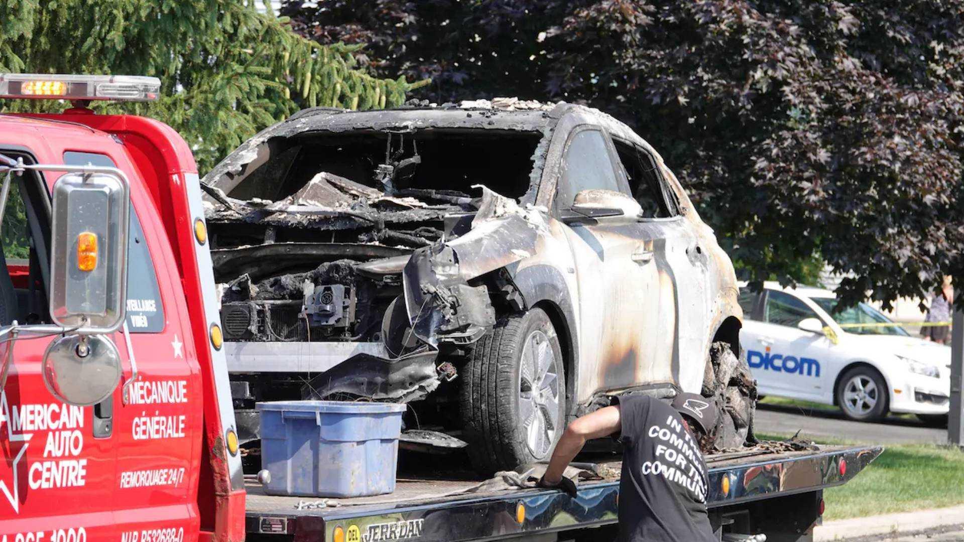 Hyundai Kona Electric ničim izazvana eksplodirala u garaži?