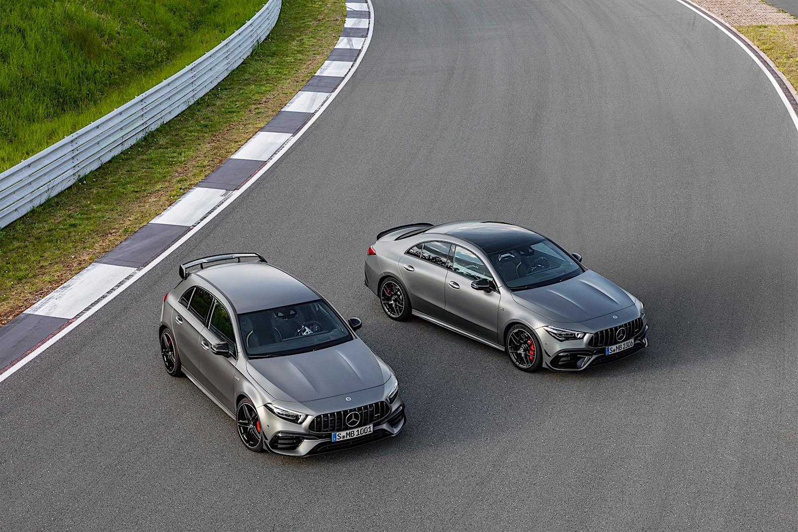 Upoznajte Mercedes-AMG A45 i CLA 45 (GALERIJA)