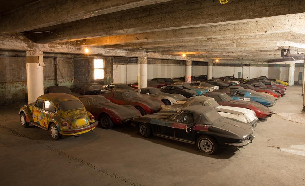 Najpoznatija kolekcija Chevrolet Corvette ide na aukciju