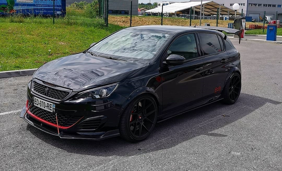 Modifikovani Peugeot 308 GTi za automobilske sladokusce (VIDEO)