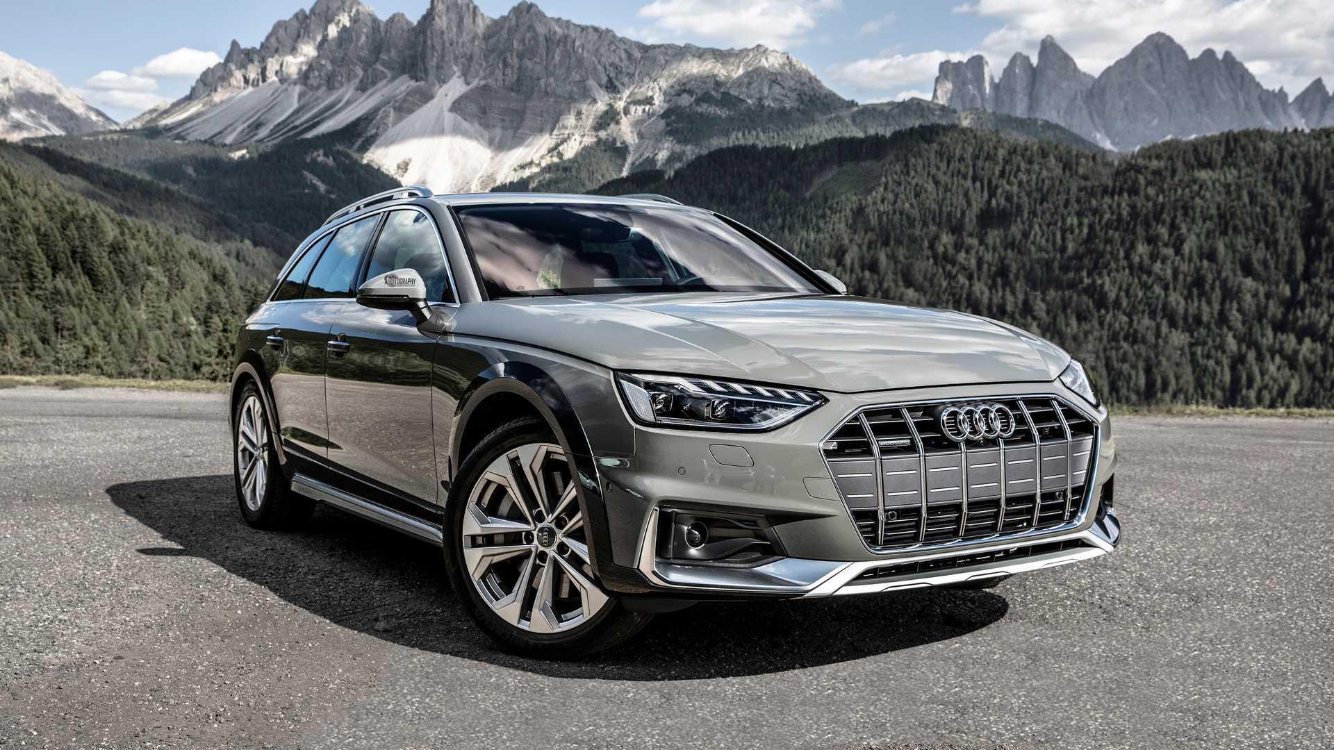 Audi temeljno promenio spoljni izgled restilizovanog A4 Allroada (VIDEO)