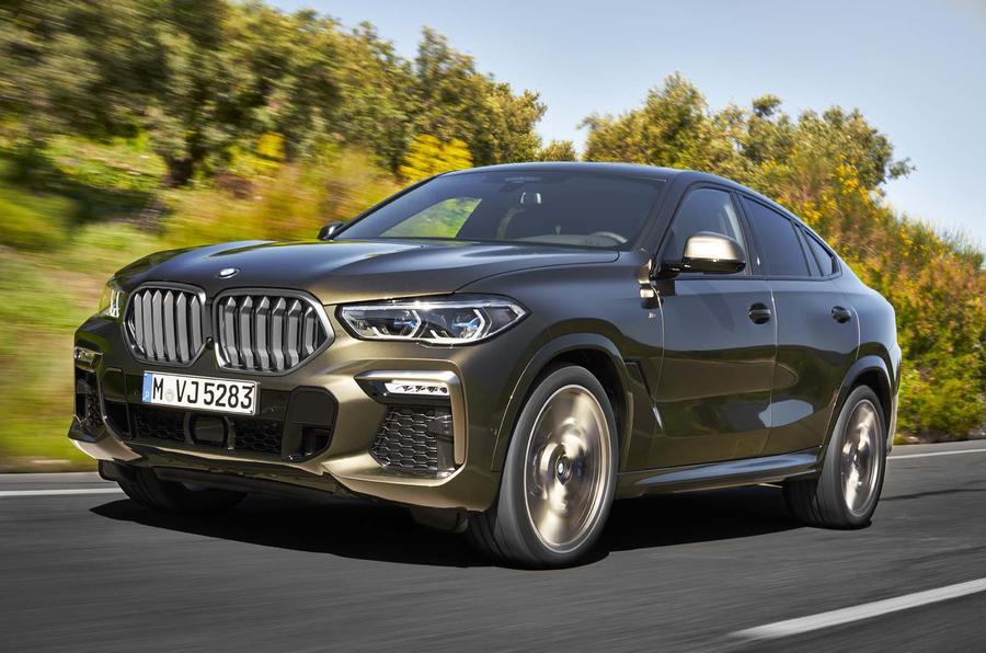 Stigao je novi BMW X6! (GALERIJA)