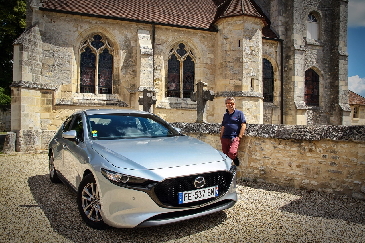 Mazda3 – Snaga različitosti
