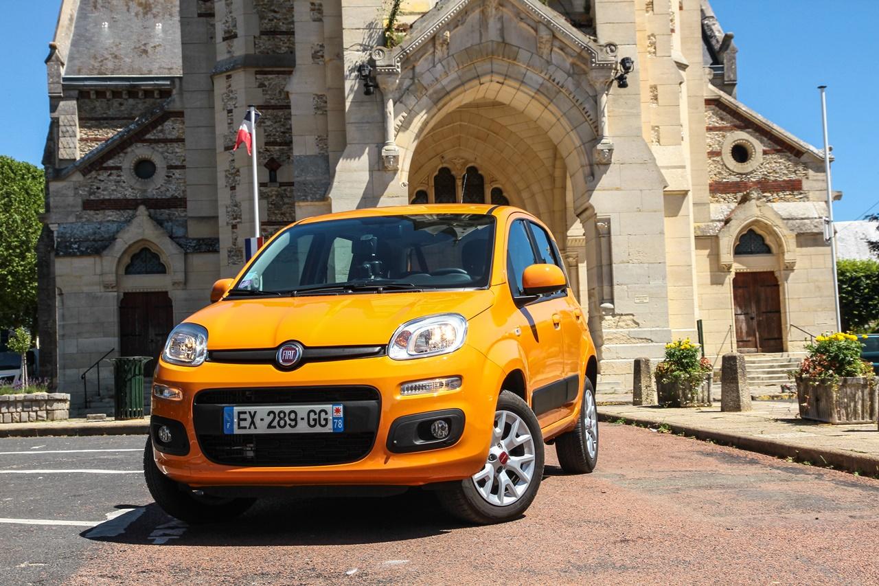 Fiat Panda – Dostupna alternativa: CNG i 4×4 Cross