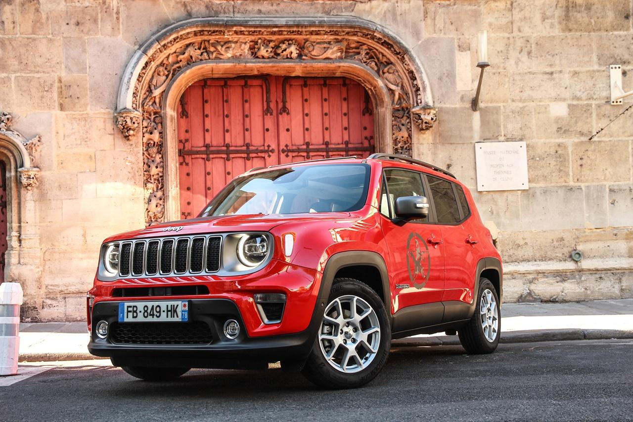 Jeep Renegade – Naturalizovani Amer