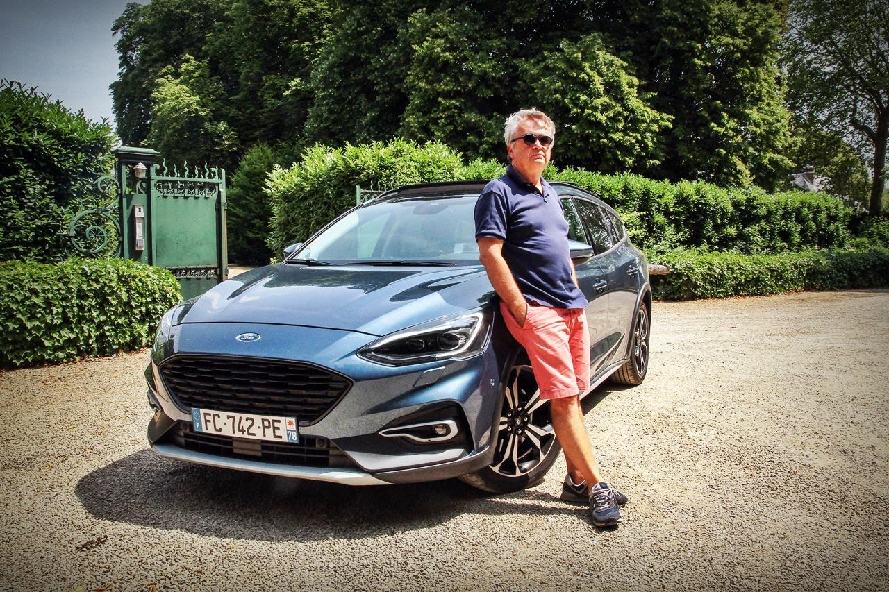 Ford Focus SW Active – za kofere i sve puteve