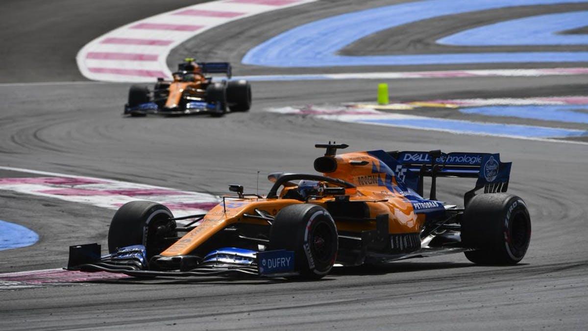 Sajnc i Noris ostaju u McLarenu i naredne sezone