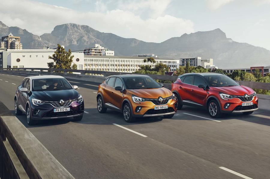 Premijera – Novi Renault Captur (GALERIJA)