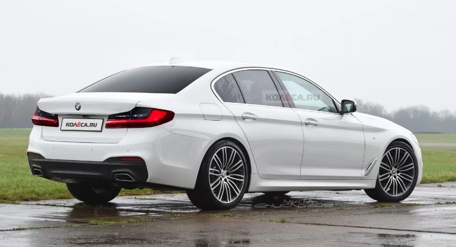 Predigra premijeri osvežene serije 5 iz BMW-a