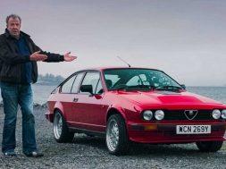 Džeremi Klarkson Alfa Romeo GTV6