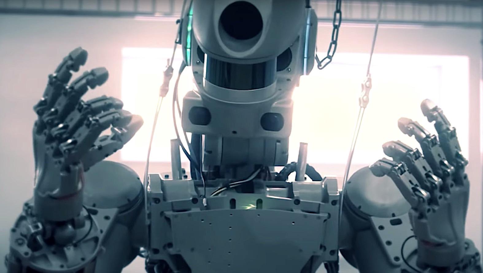 Ruski robot odleteo u svemir (VIDEO I GALERIJA)