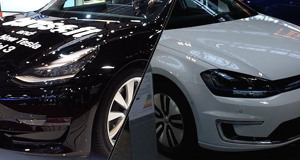 Volkswagen namerava da kupi Teslu?