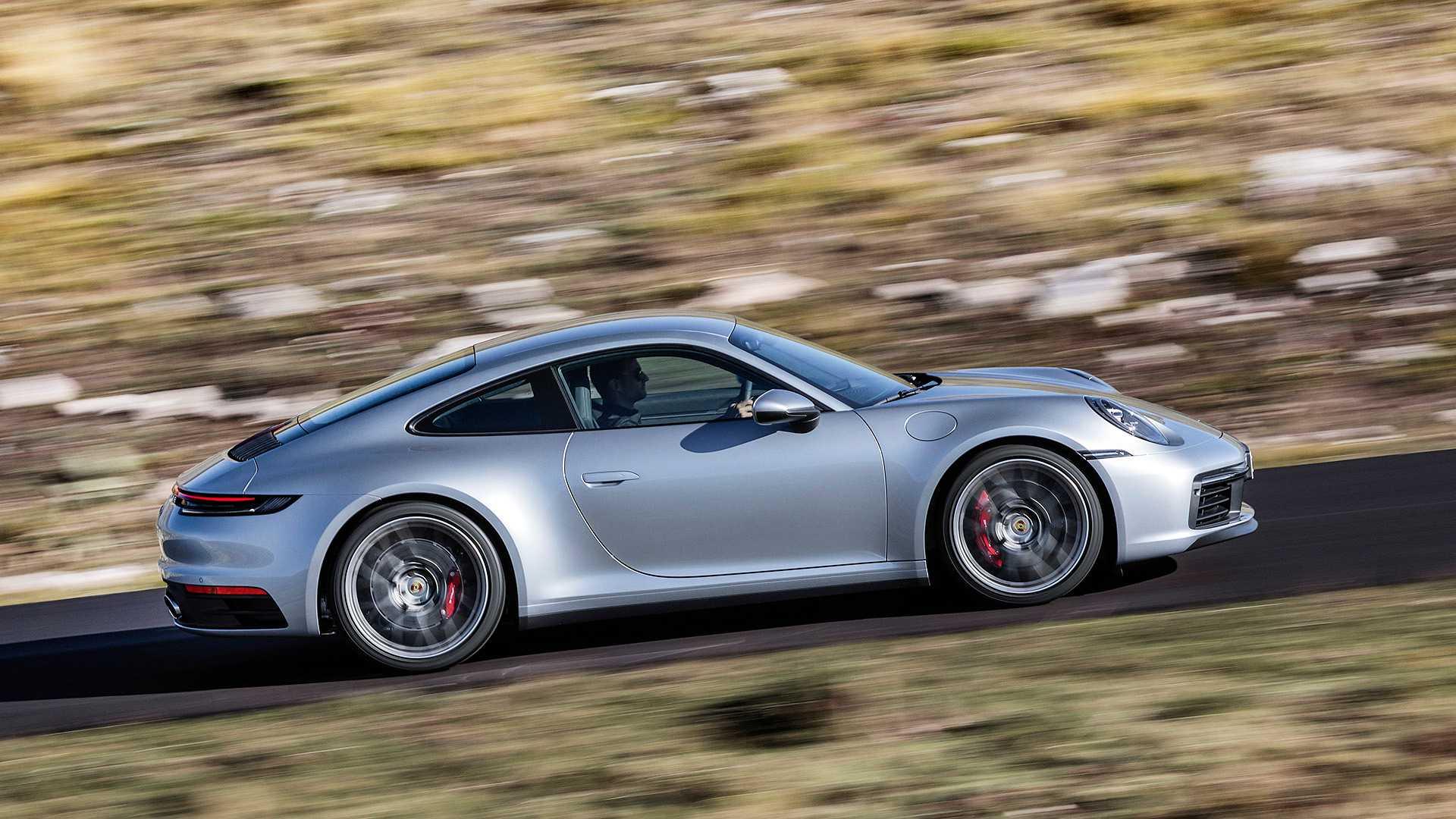 Porsche Carrera 911 S (2020.) isporučuje više snage nego što proizvođač navodi