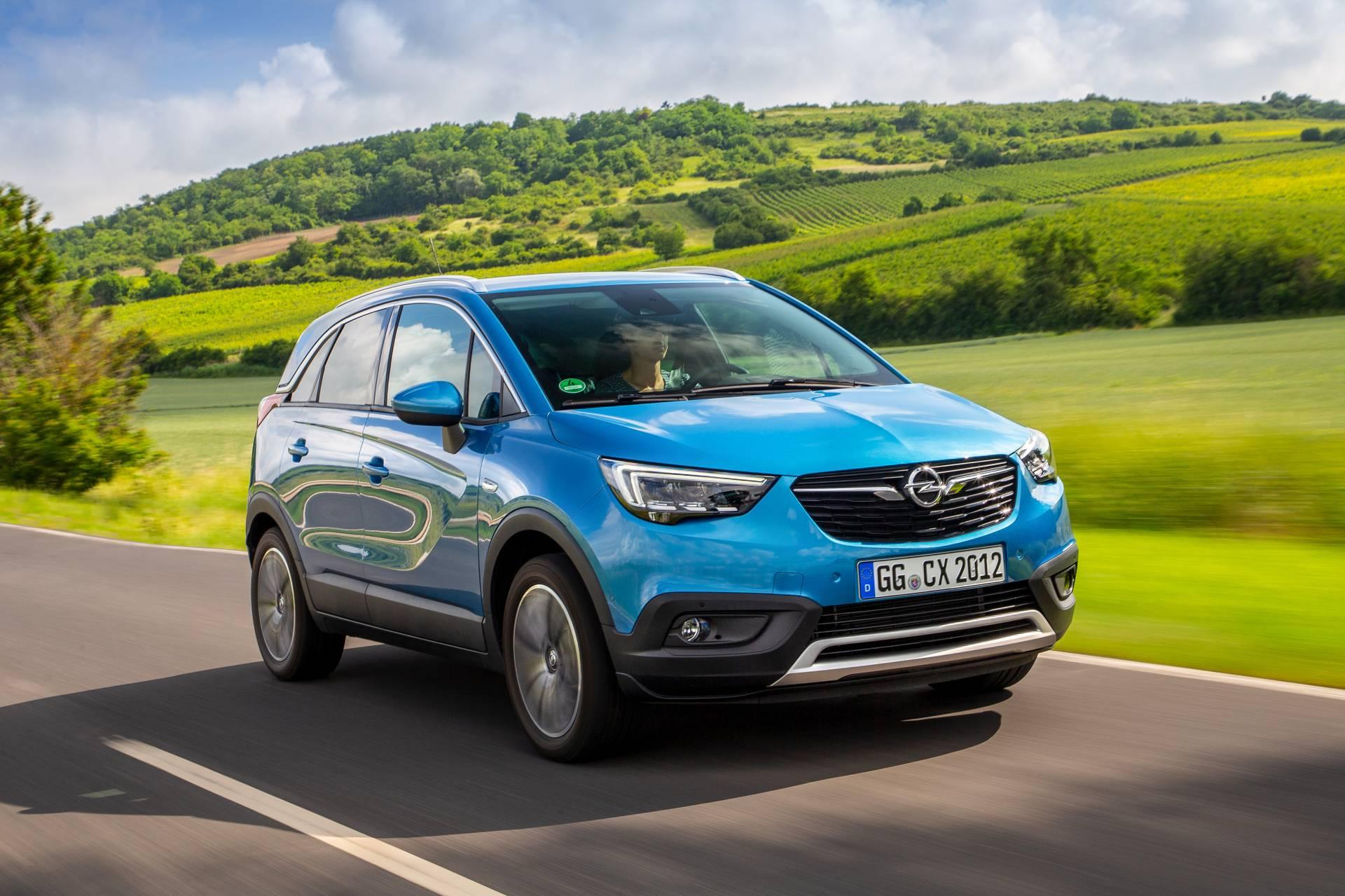 Opel Crossland X dobija šestostepeni automatski menjač