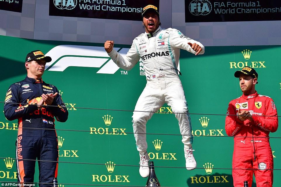 Mercedes hrabrom strategijom doneo pobedu Hamiltonu na VN Mađarske