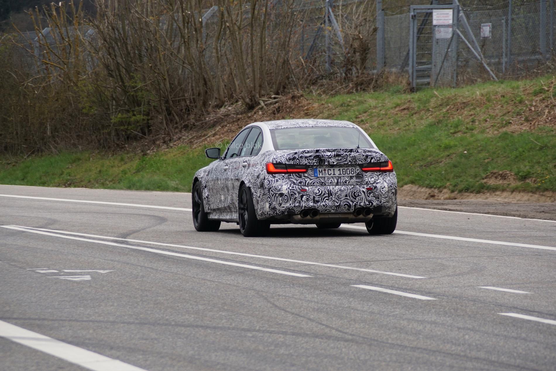 Potvrda: BMW M3 sa 480 ili 510 ks uz pogon na sve točkove