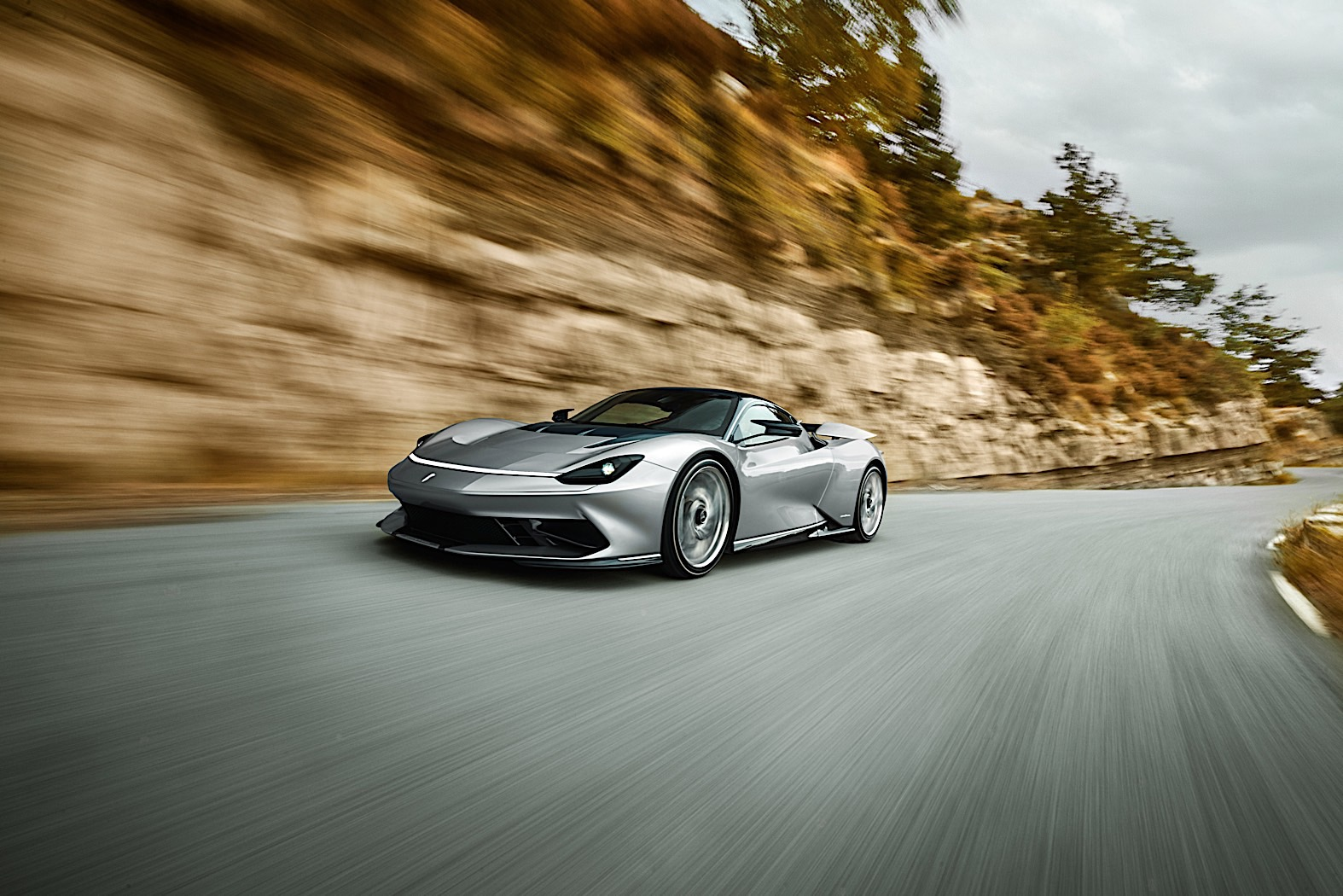 Pininfarina Battista na putu ka Pebble Beach Concours d'Elegance (VIDEO)