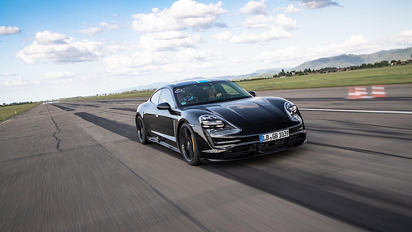 Porsche Taycan u 26 uzastopnih sprinteva do 200 km/h! (VIDEO)