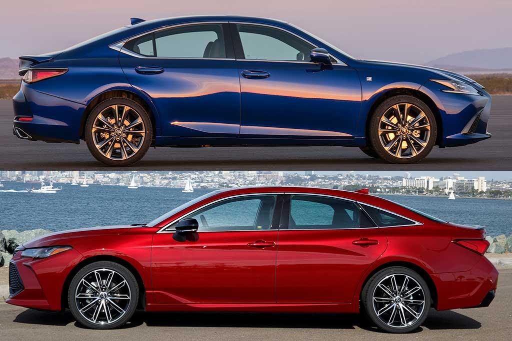 AR Expert: Toyota vs Lexus