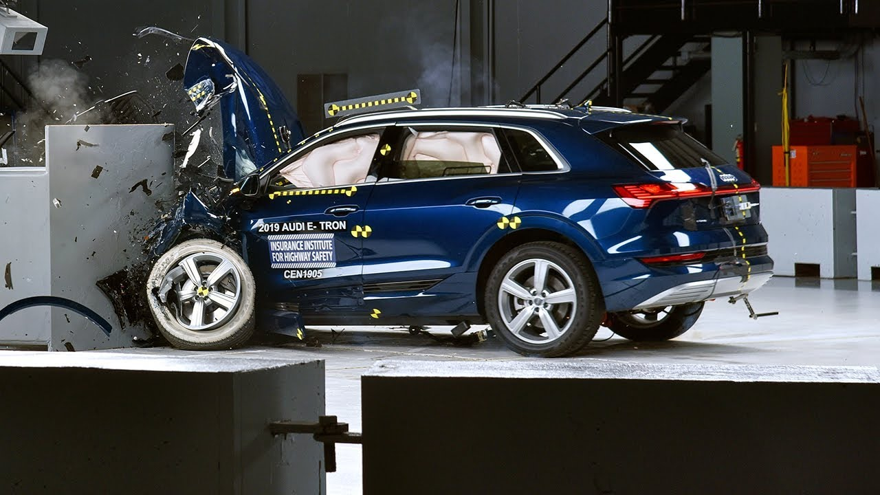 Audi e-tron prvi električni automobil koji je ostvario Top Safety Pick Plus IIHS-a (VIDEO)
